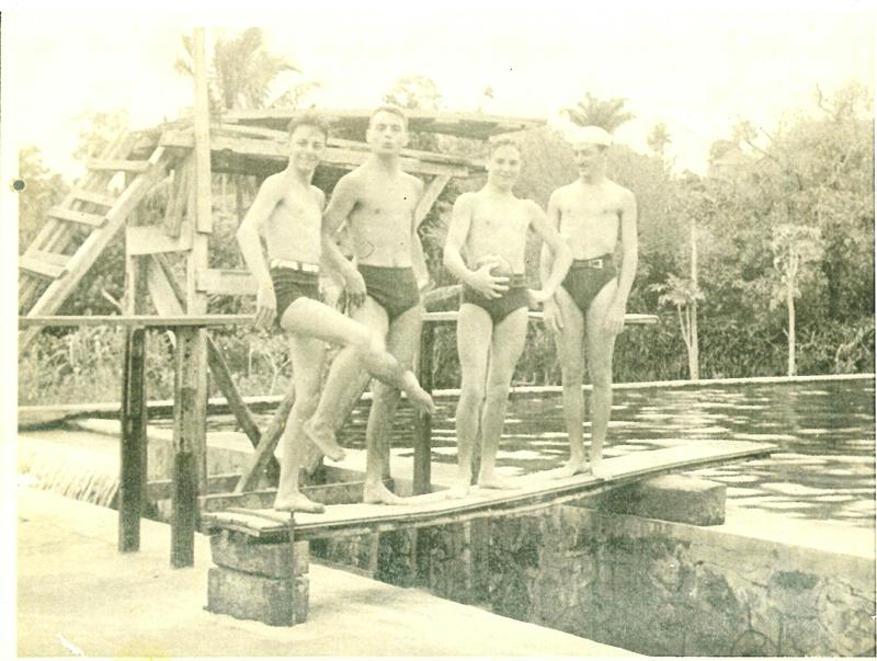 botc historique site piscine