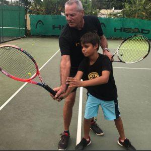 botc Christian Ferber cap tennis